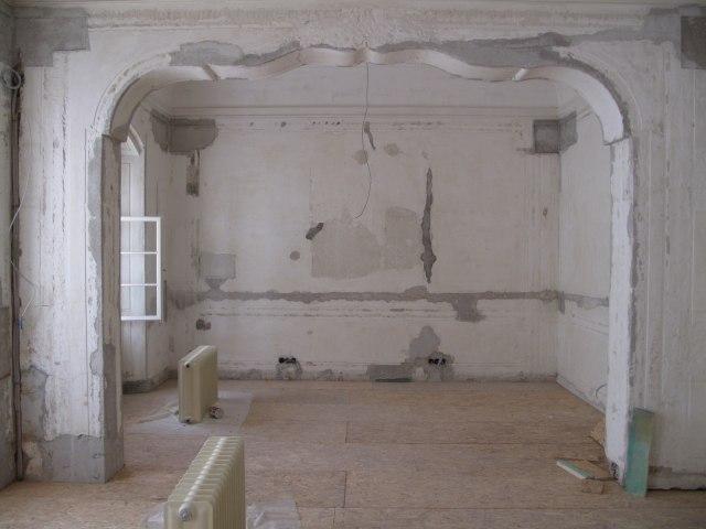 Rekonstrukce Horního zámku v Panenských Břežanech 4